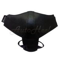 AutoHeel Классик с защитой каблука Черный, липучка