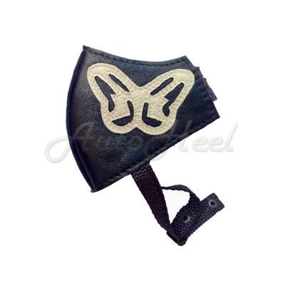 Эксклюзив Бабочка, бежевая, застежка липучка